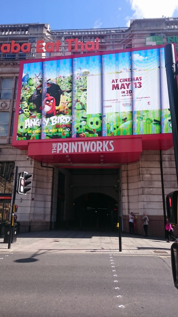Lifestyle: The Printworks Family Day