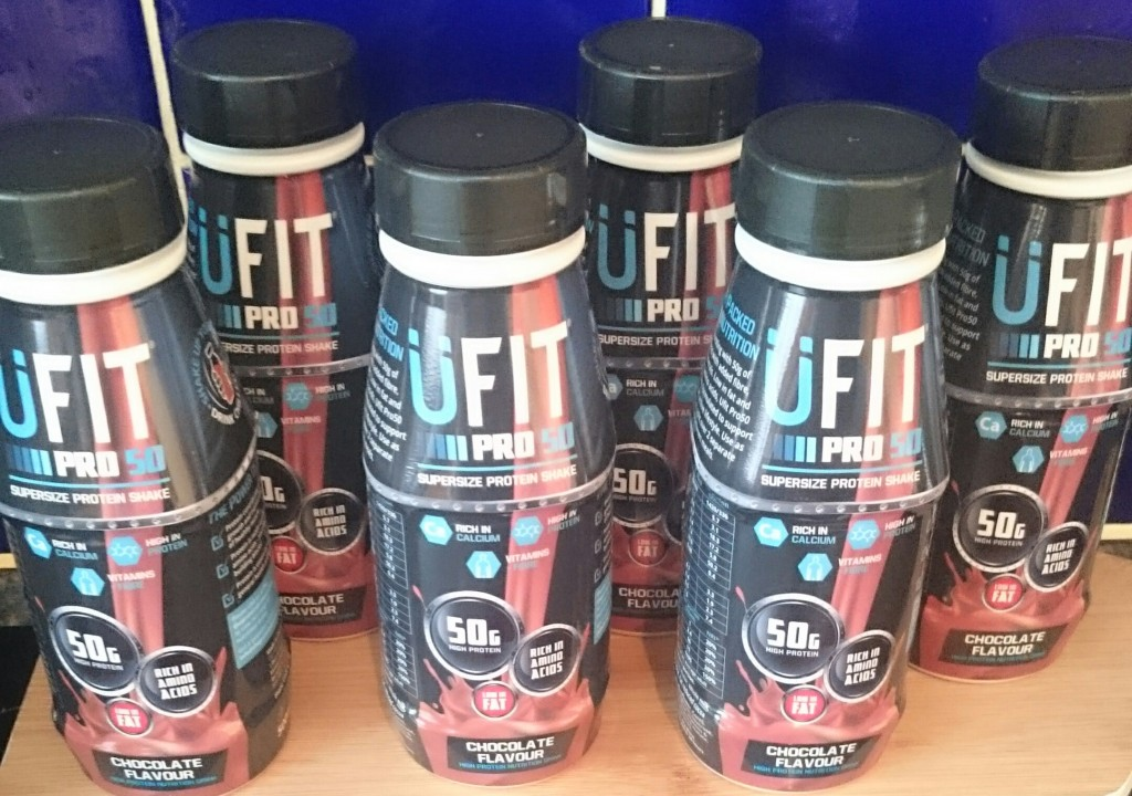 Fitness: Ufit Pro50 Review