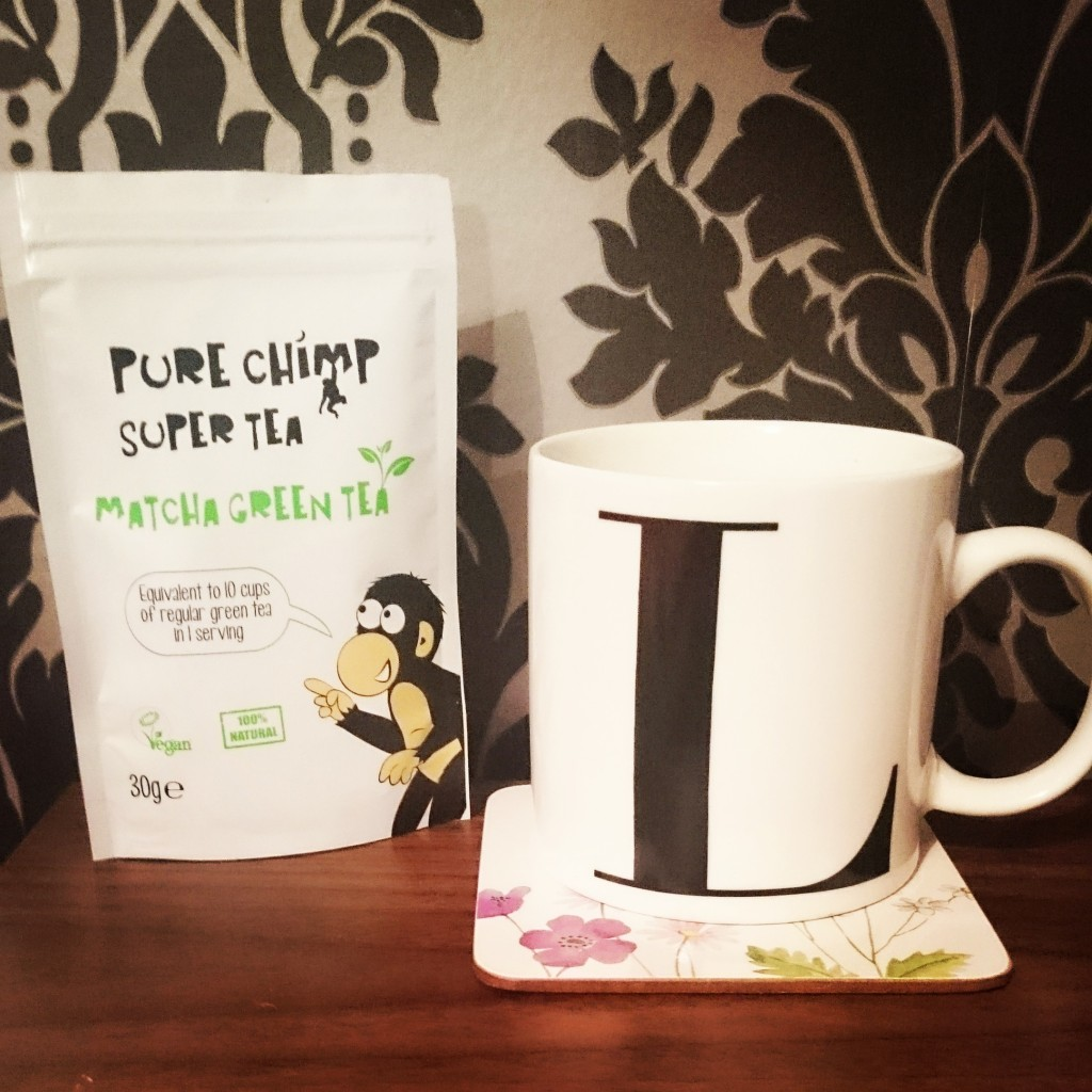 Pure Chimp Matcha review