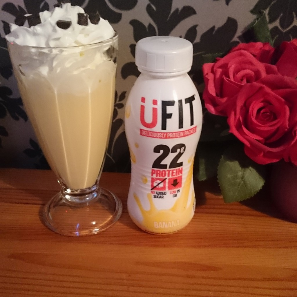 UFIT Banana Protein Review