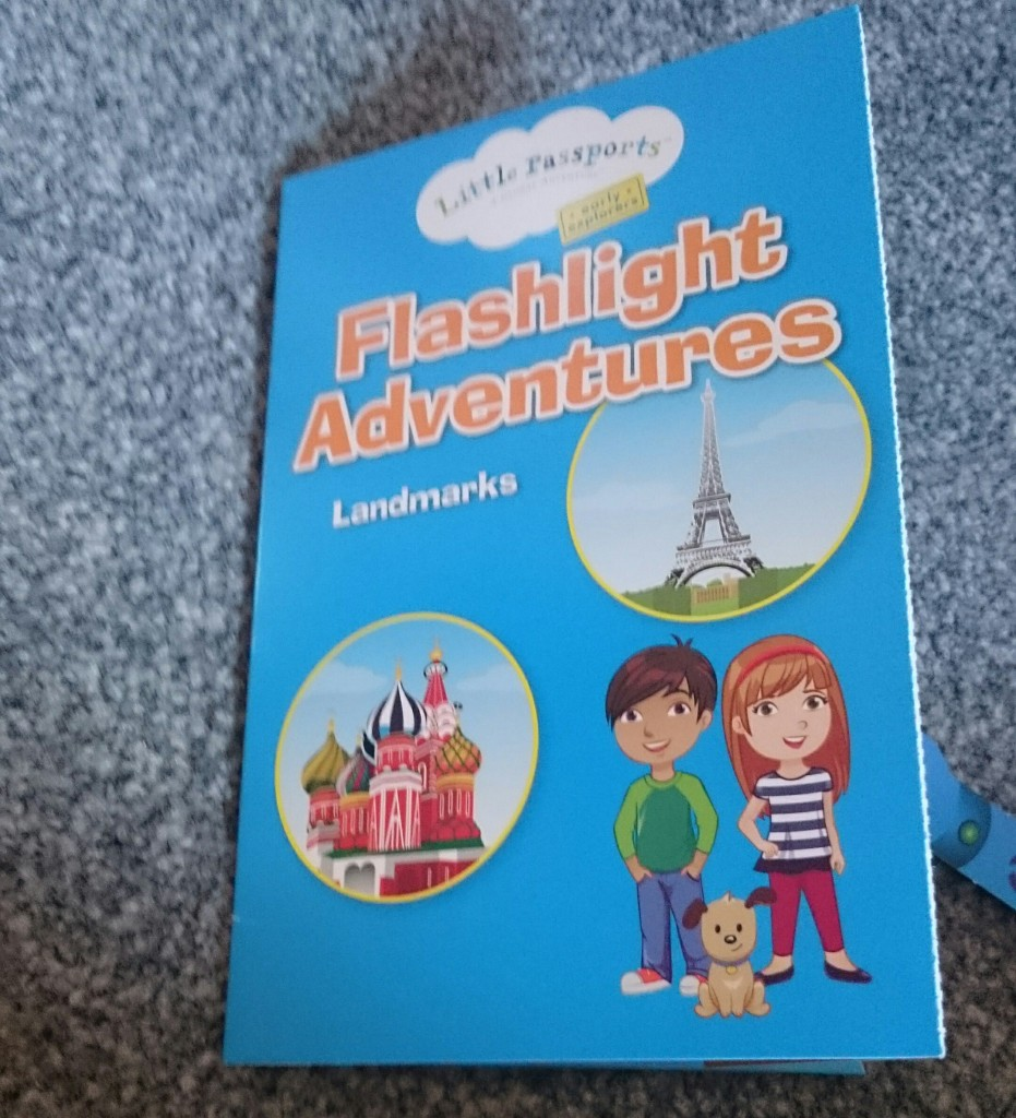 Early Exploring With Little Passports