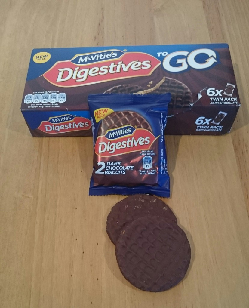 McVities's Digestives To Go Review