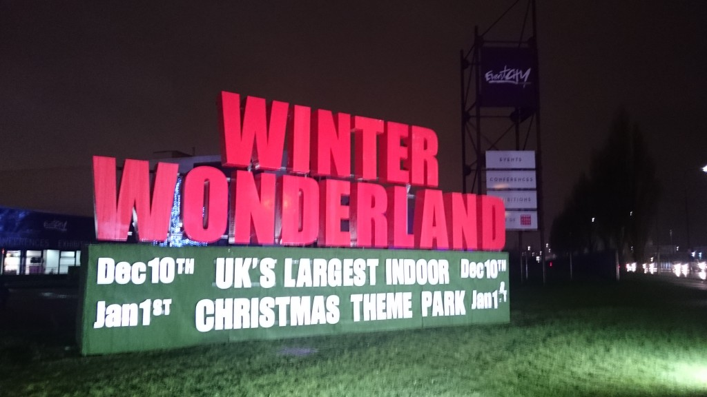 Lifestyle: Walking In A Winter Wonderland, Manchester Review