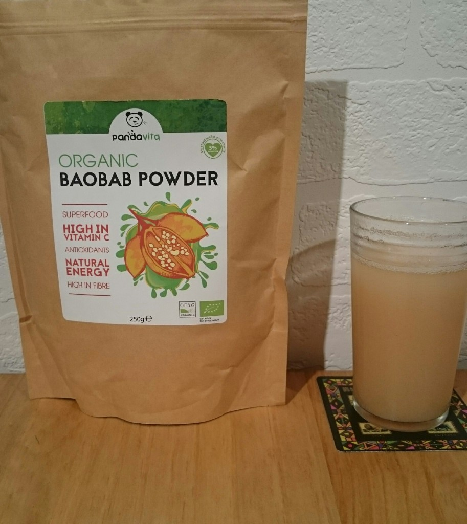 Pandvita Organic Baobab Powder Review