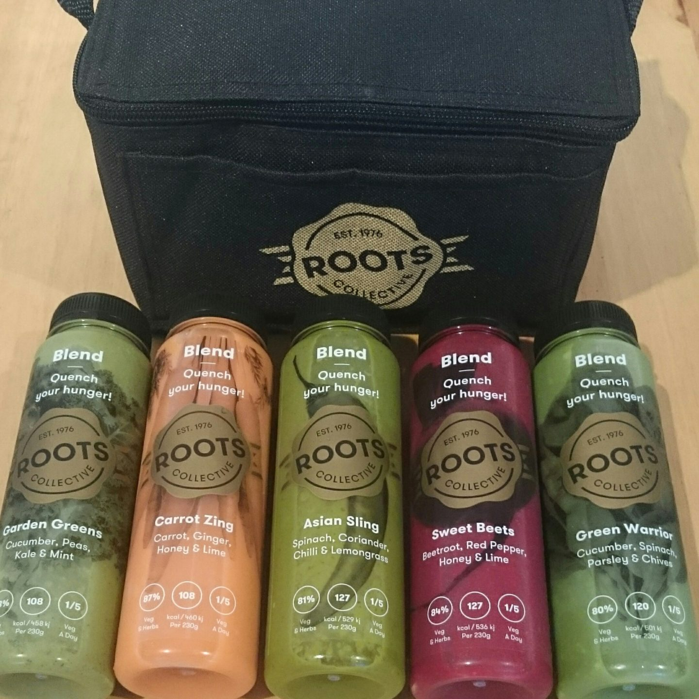 Roots Collective Review