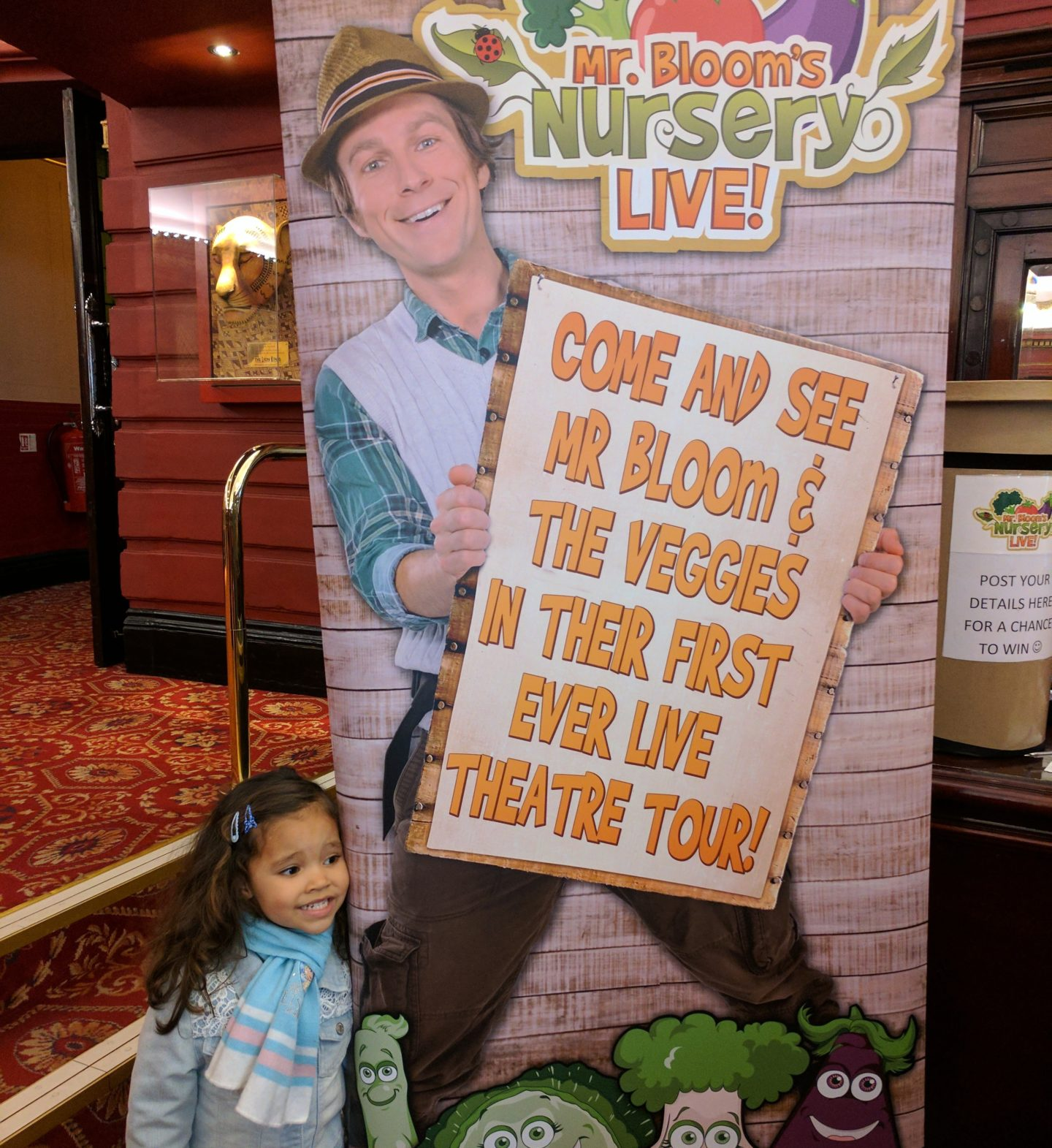 Parenting: Mr Bloom's Nursery Live Review