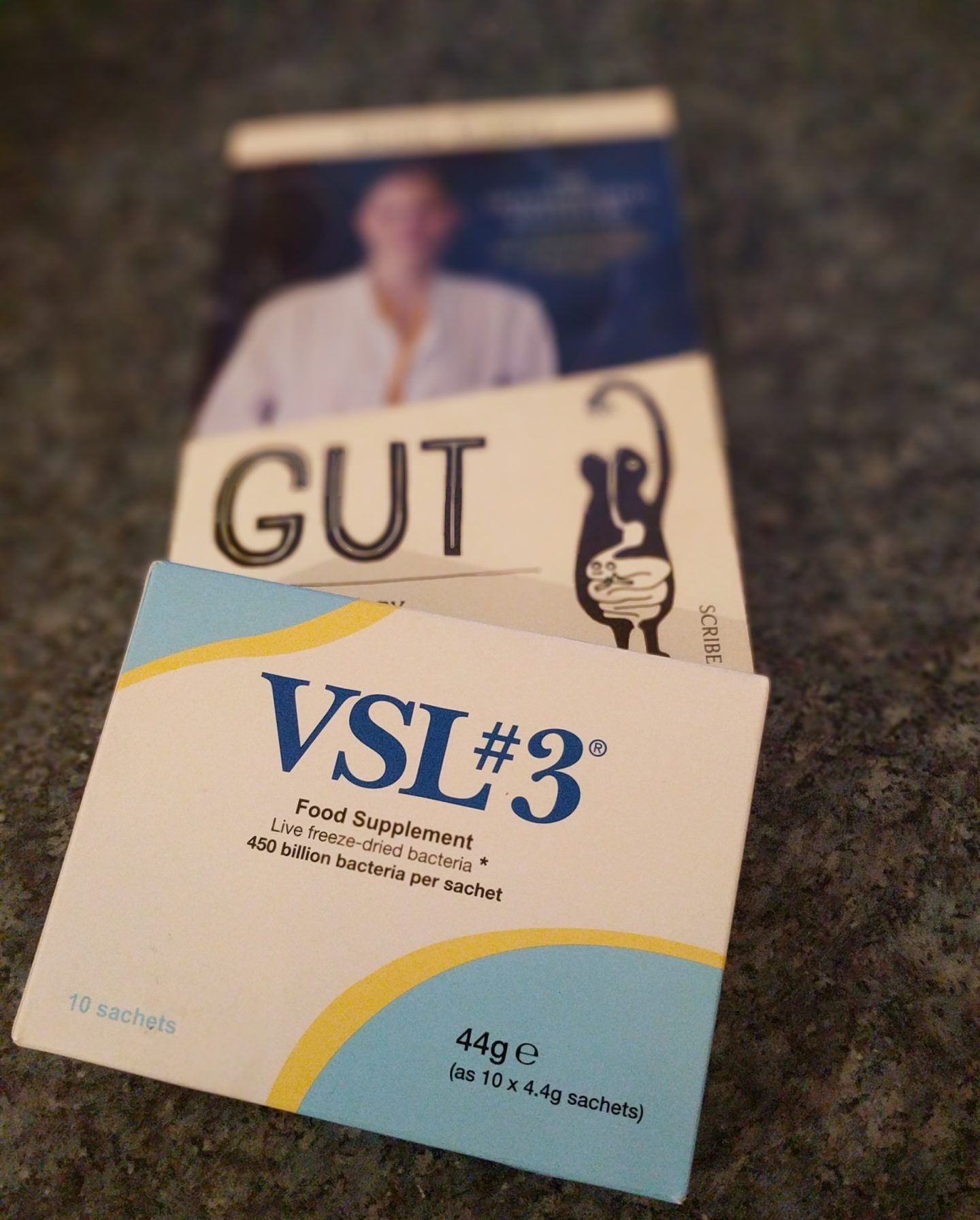 Healing My Gut With VSL#3