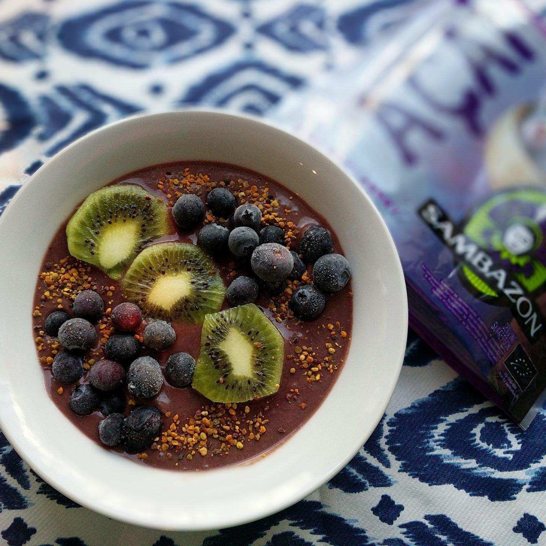 Sambazon Açaí Immune Boosting Bowl