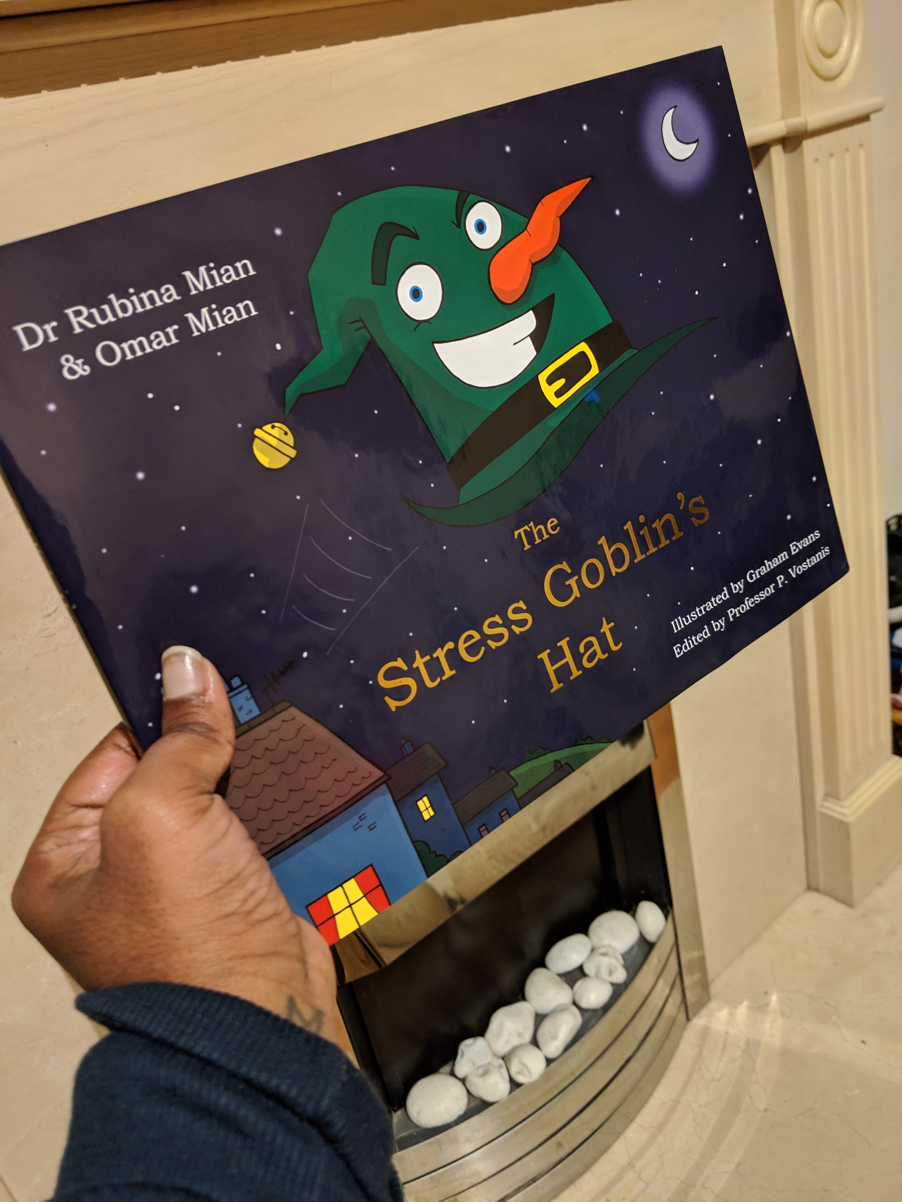 The Stress Goblin's Hat, Book Review