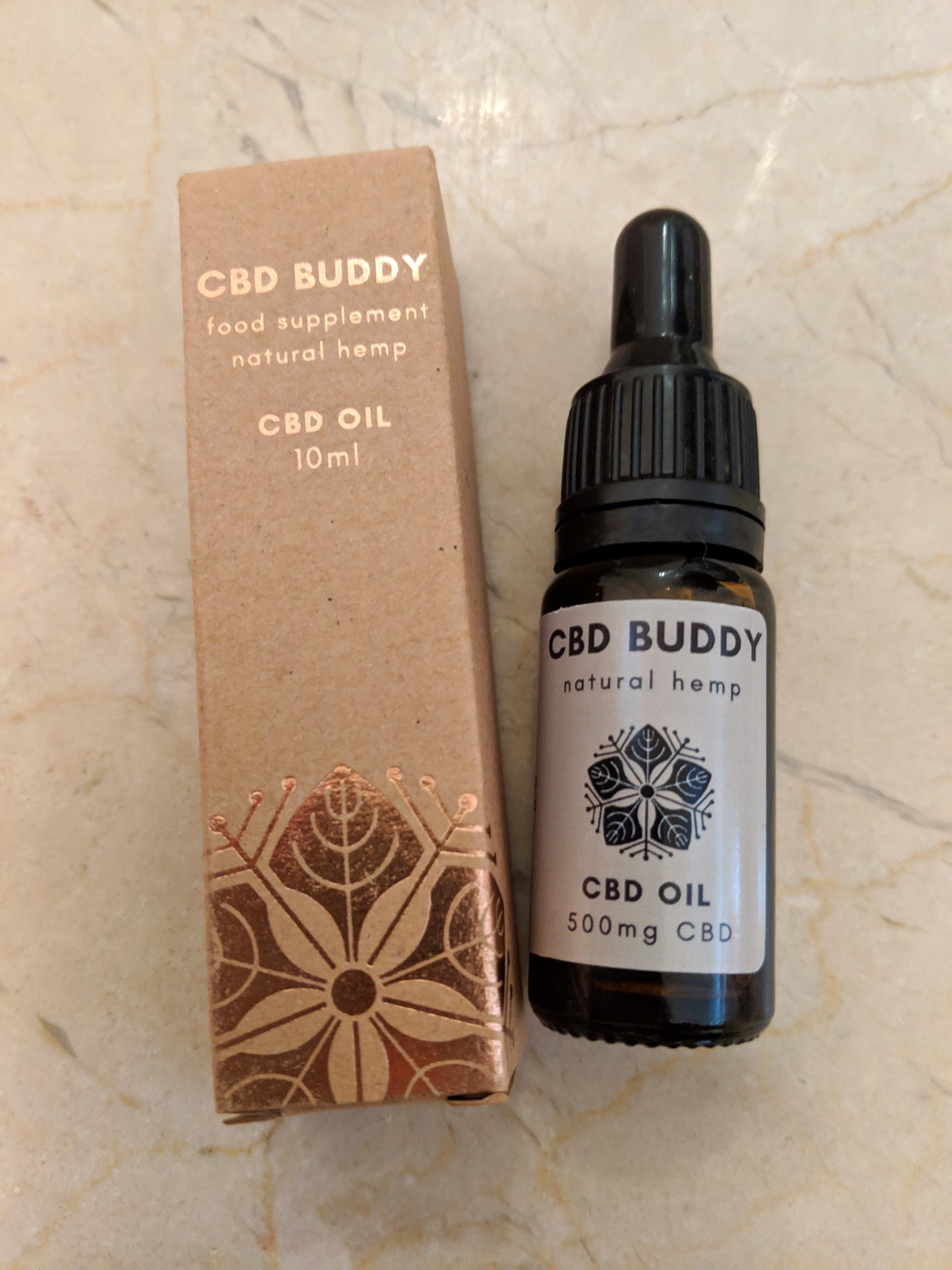 CBD Buddy CBD oil