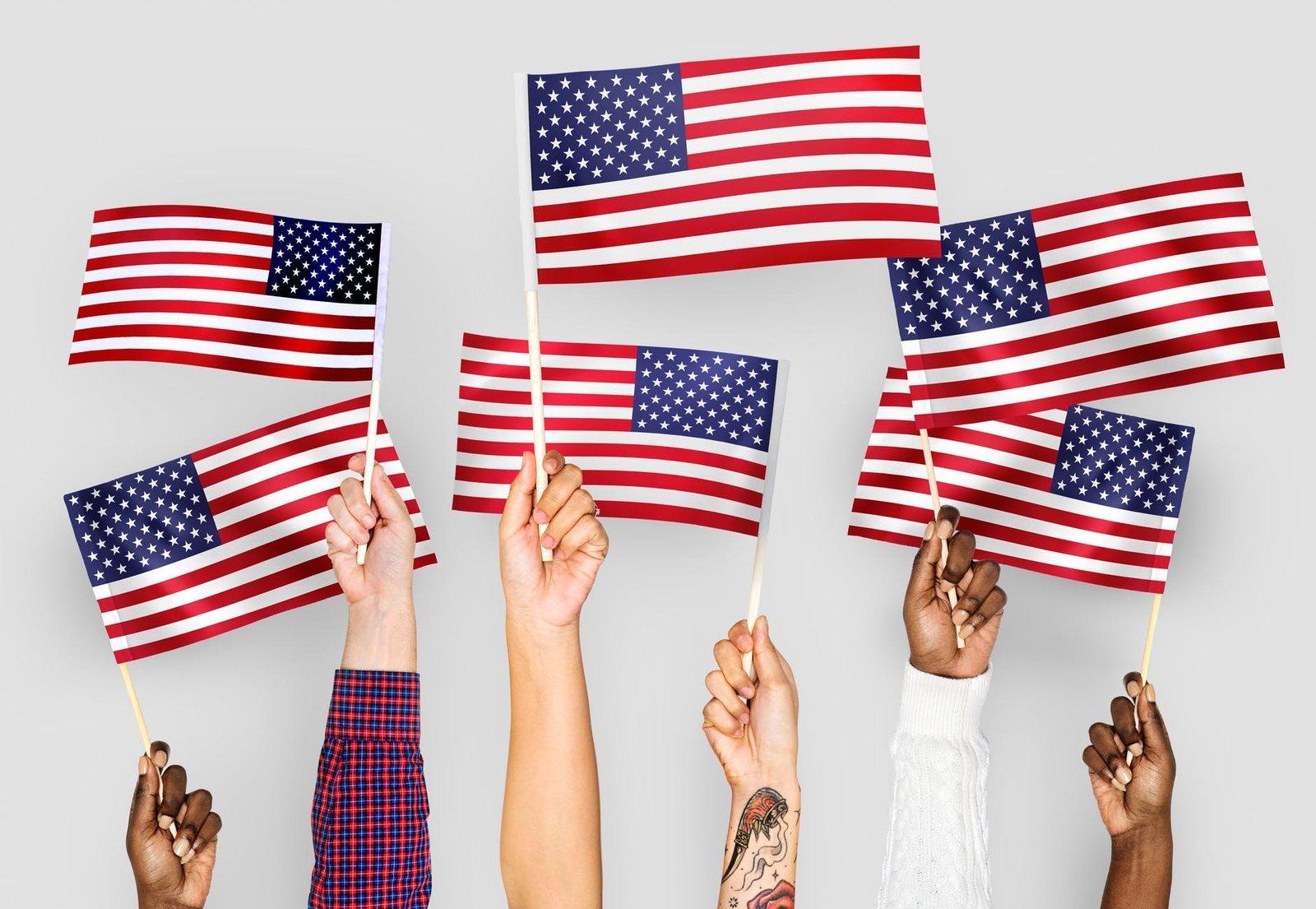 america, american flag